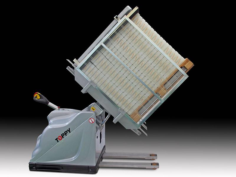 Mobile Pallet Changer Toppy Ph Adv1