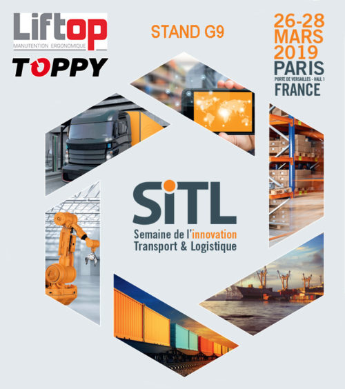SiTL 2019 Toppy